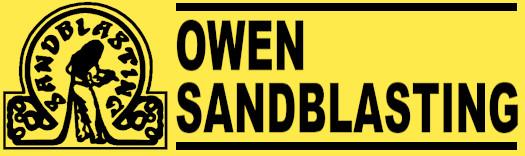 Owen Sandblasting web logo